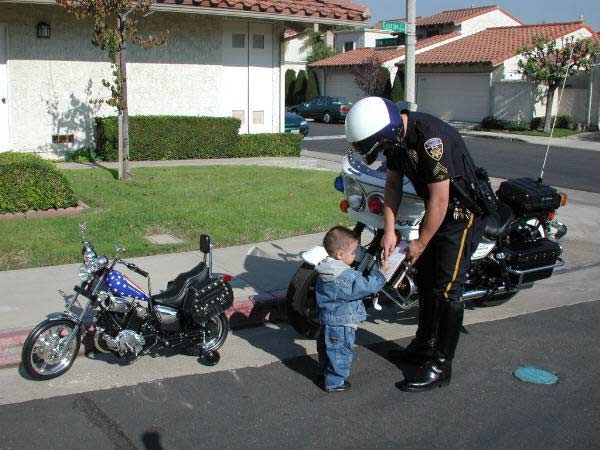 Don't get a ticket for driving without a motorcycle endrosement!